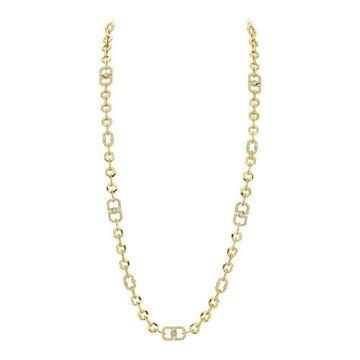 Gumuchian Secret Garden 18k Yellow Gold Diamond Necklace